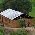 Buildings: village secondary school classrooms